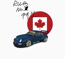 RWB Royal Ocean No. 1 Canada with signature Unisex T-Shirt