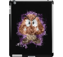 Goomba Splatter iPad Case/Skin
