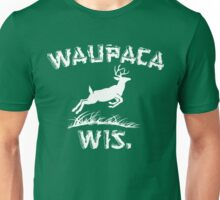 Waupaca Wisconsin Stranger Things Unisex T-Shirt