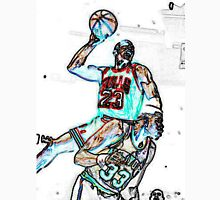 Jordan dunk on Ewing Unisex T-Shirt