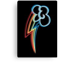 Rainbow Dash Cutie Mark Canvas Print