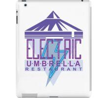 Electric Umbrella Restaurant iPad Case/Skin