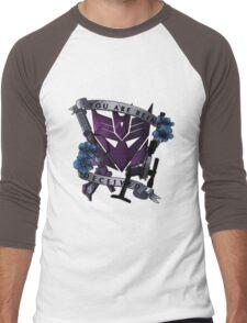 Decepticon Men's Baseball ¾ T-Shirt