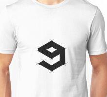 9GAG Logo design style Unisex T-Shirt