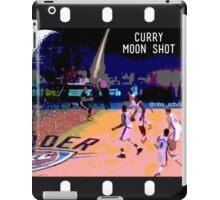"Curry ""Moon Shot"" iPad Case/Skin"