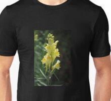 Yellow Toadflax Unisex T-Shirt