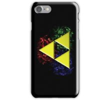 Smoky Triforce iPhone Case/Skin