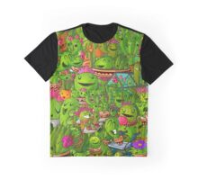 All the Cacti Graphic T-Shirt