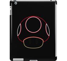 Minimalist Mario Mushroom iPad Case/Skin
