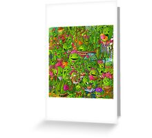 All the Cacti Greeting Card