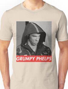 Grumpy Phelps Unisex T-Shirt