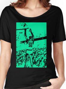 """Larry Bird, aka """"Larry Legend"""" Women's Relaxed Fit T-Shirt"""