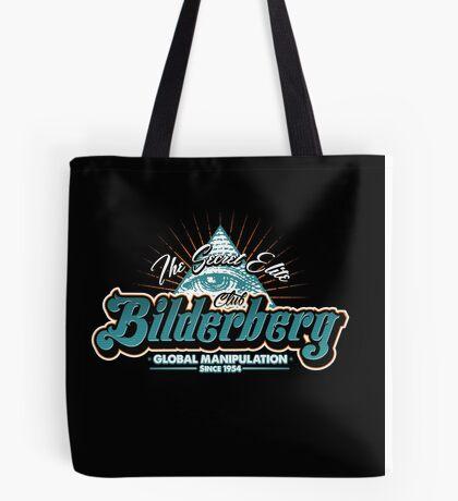 Club Bilderberg Tote Bag