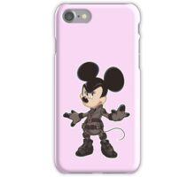 Black Minnie iPhone Case/Skin