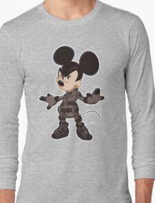 Black Minnie Long Sleeve T-Shirt