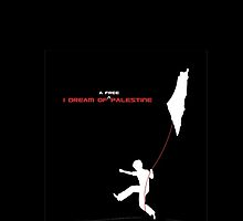 I Dream of Free Palestine by D. Abdel.