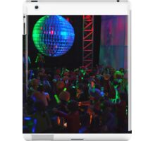 Crowd dancing iPad Case/Skin