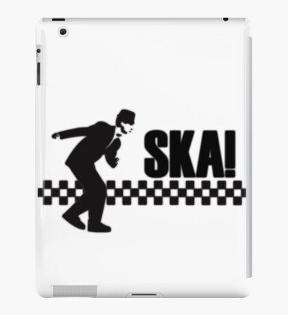 Ska Music Stencil iPad Case/Skin