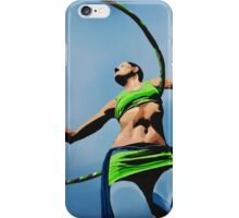 Sky Hooper iPhone Case/Skin