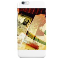 An ode to Bito series iPhone Case/Skin