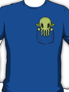 Pocket Cthulhu T-Shirt