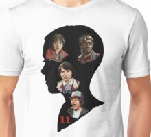 Stranger Things Poster Eleven Unisex T-Shirt