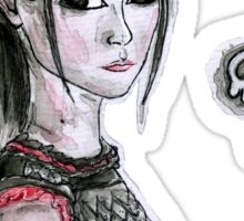 BABYMETAL Su Metal Watercolor Sticker