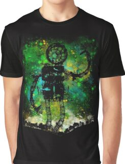 mad robot Graphic T-Shirt