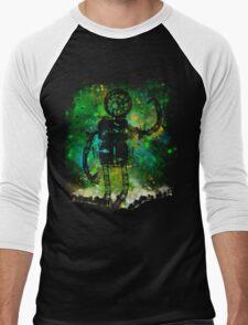 mad robot Men's Baseball ¾ T-Shirt