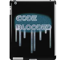 Code Bleed iPad Case/Skin