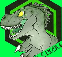 Prehistoric XM Artifact R.A.P.T.O.R.S. by CupcakeCreature