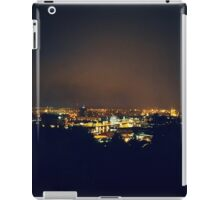 Even if the city ignites iPad Case/Skin