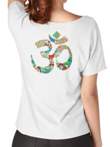 OM_GAIA_10 Women's Relaxed Fit T-Shirt