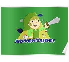 Adventure Link  Poster