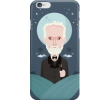 Jules Verne iPhone Case/Skin