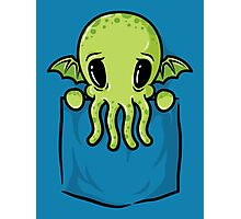 Pocket Cthulhu Photographic Print