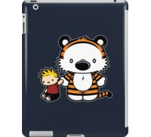 Hello Tiger iPad Case/Skin