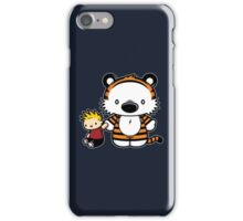 Hello Tiger iPhone Case/Skin