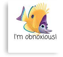 Finding Nemo:Tad  Canvas Print