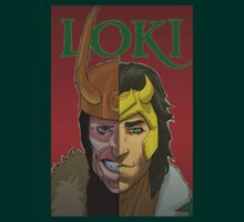 Loki in Red by Ian Fay