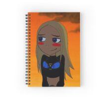 Teen Titans - Terra - Titan Rising Spiral Notebook