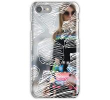 Milan Fashion Map iPhone Case/Skin