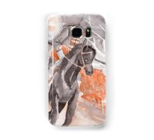 The Headless Horseman Watercolor Painting Samsung Galaxy Case/Skin