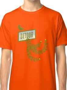 Detour Summer Journey Classic T-Shirt
