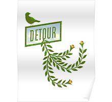 Detour Summer Journey Poster