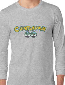 CHINPOKOMON GO Long Sleeve T-Shirt
