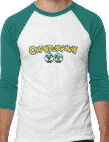 CHINPOKOMON GO Men's Baseball ¾ T-Shirt