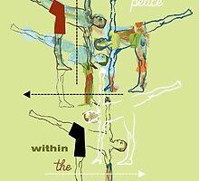 Yoga Poster B.Love Studios by blovestudios