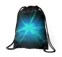 Aura Orb Drawstring Bag