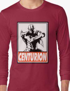 Nova Centurion Obey Design Long Sleeve T-Shirt